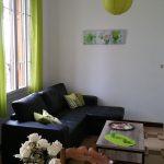location en meublé appartement dans villa Marseille (13012) avec jardin