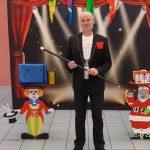 Magicien et sculpteur de ballons