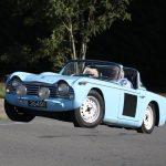 Triumph TR4 IRS 1966