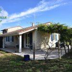 Amis Lyonnais, Viennois, venez visiter notre maison 110m², terrain clos et arboré de 952 m²