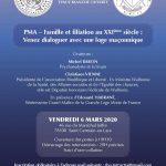 TBO PMA FAMILLE FILIATION AU XXIE SIECLE – 6 MARS 2020