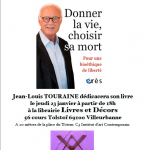 Rencontre avec Jean-Louis TOURAINE